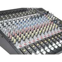 Omnitronic 10-Mic Mixer FX USB 2