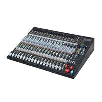 Omnitronic 14-Mic Mixer FX USB 1