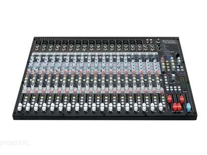 Omnitronic Omnitronic  14-Mic Mixer FX Usb