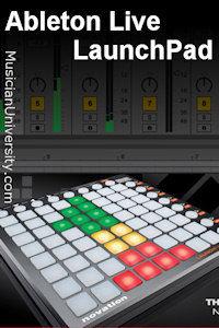 MusicianUniversity MusicianUniversity  Ableton Live Launchpad
