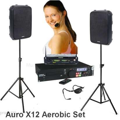 Auro X12 Aerobic Set Samson