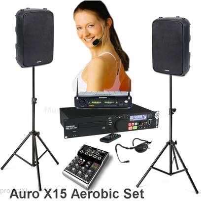 Auro X15 Aerobic Set Samson