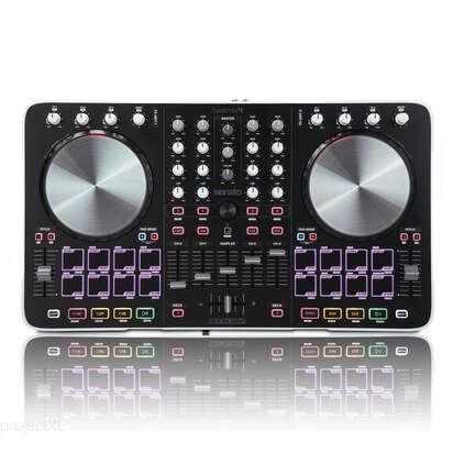 Reloop Reloop  Beatmix 4 DJ Controller met Serato DJ
