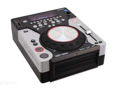 Omnitronic Omnitronic  CD Usb MP3+Pitch Compact