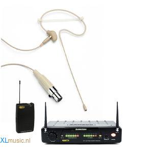 Samson Samson  Concert SE10 Best Verkopende Draadloos Headset Systeem