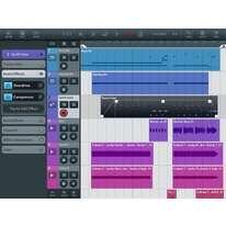 CUBASIS-iPad-app Steinberg