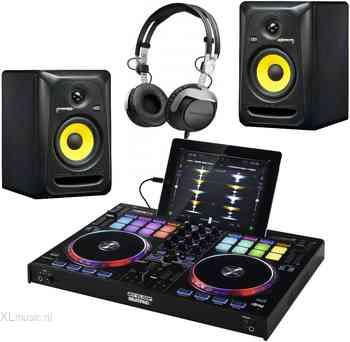 Reloop Reloop  DJ Set Beatpad 2 Pro