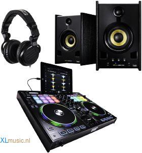 DJ Set Beatpad 2 Reloop