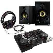 DJ Set Instinct Hercules