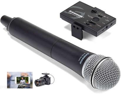 Hook up microfoon aan iPad