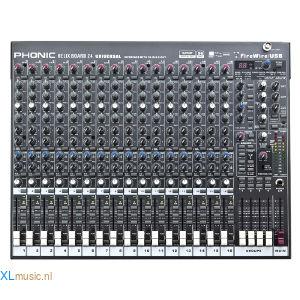 Phonic Phonic  Helix Board 24 Universal