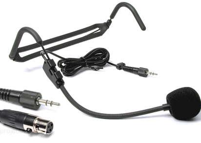 Samson Samson  HS5 Goedkope Wireless Headset, Fitness/Presentatie