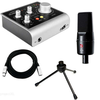 Audient Audient  iD4 HomeStudio X1A