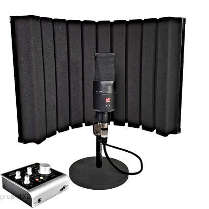 Audient Audient  iD4 Voice Studio X1a