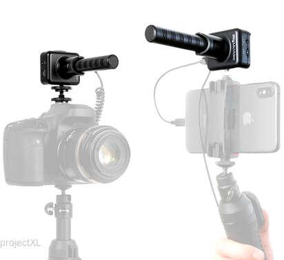 IK Multimedia IK Multimedia  iRig Mic Video