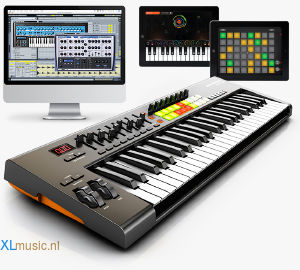 LaunchKey 49 Novation