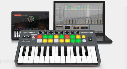 Novation Novation  LaunchKey Mini