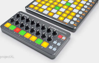 Launch Control Novation