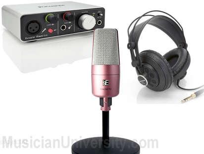 Magneto Studio USB sE Electronics
