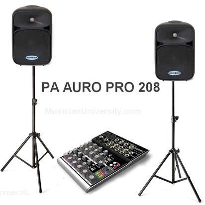 PA-AURO-PRO-208-MIX Samson