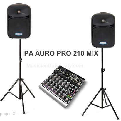 PA-AURO-PRO-210-MIX Samson