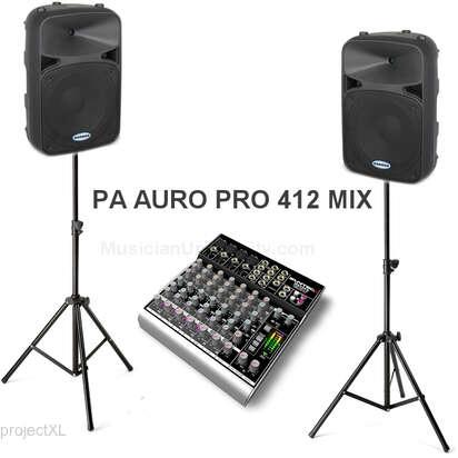 Samson Samson  Pa-auro-pro-412-mix