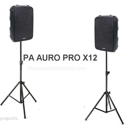 PA-AURO-PRO-X12 Samson