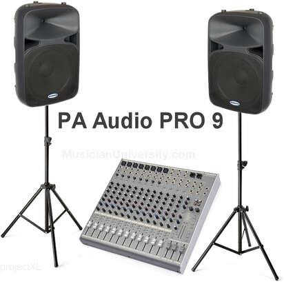 Samson Samson  Pa-audio-pro-9