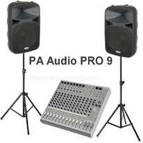 PA-Audio-PRO-9 Samson