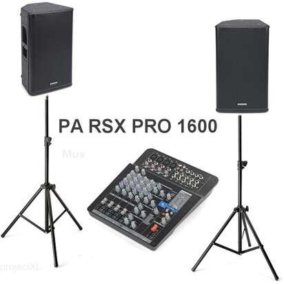 Samson Samson  PA Rsx Pro 1600