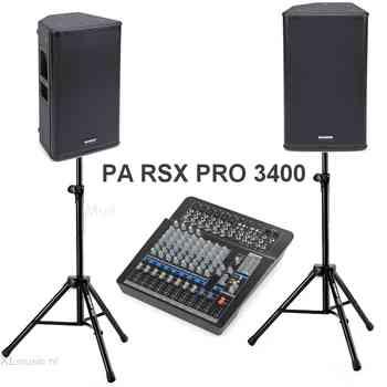 Samson Samson  PA Rsx Pro 3200