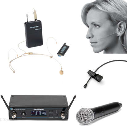 Presentation Microphone