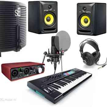 sE Electronics sE Electronics  ProducerSet X1 2i2