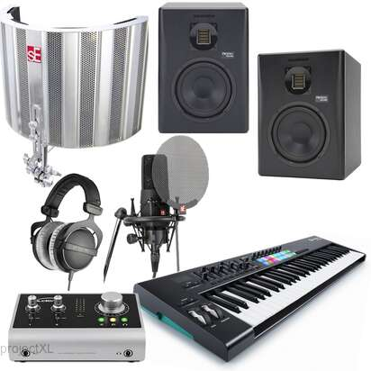 sE Electronics sE Electronics  ProducerSet X1 iD14 Pro