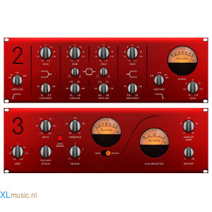 RED Plugin Suite Focusrite