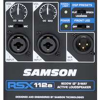 Samson RSX112A 4