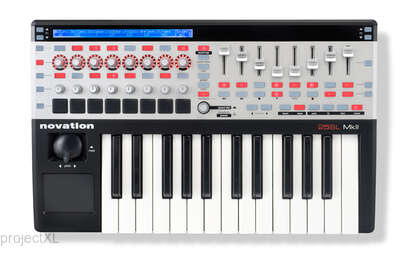 ReMOTE SL 25 MKII Novation