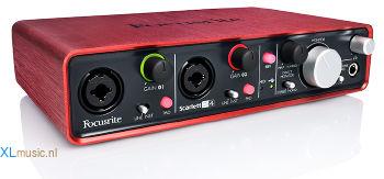 SCARLETT 2i4 Focusrite
