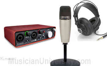 Focusrite Focusrite  Scarlett Studio CO3 Usb