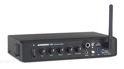 Samson Samson  SM4 Mixer
