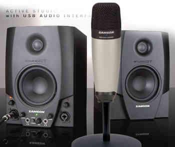 Samson Samson  Studio GT Pro