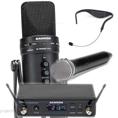 Samson Samson  Samson Microphone
