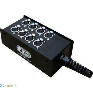 StageBox 8-XLR MD