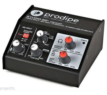 Studio 22+ Prodipe