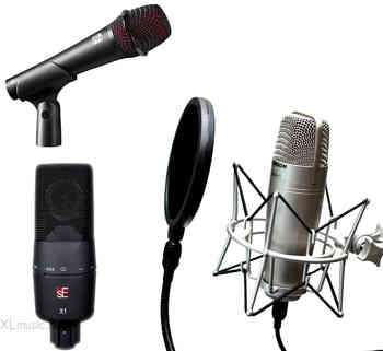 Studio Vocal Microphone