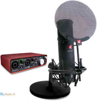 sE Electronics sE Electronics  sE2200a Iic Pak Desk Usb