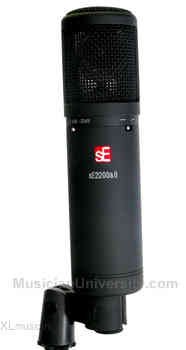 sE2200a II sE Electronics