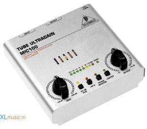 Behringer Behringer  Tube Ultragain Mic100