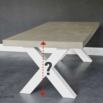 Table Height
