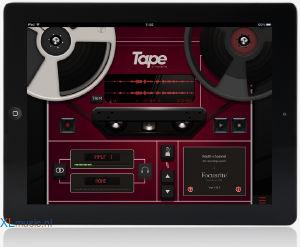 Tape-App Focusrite